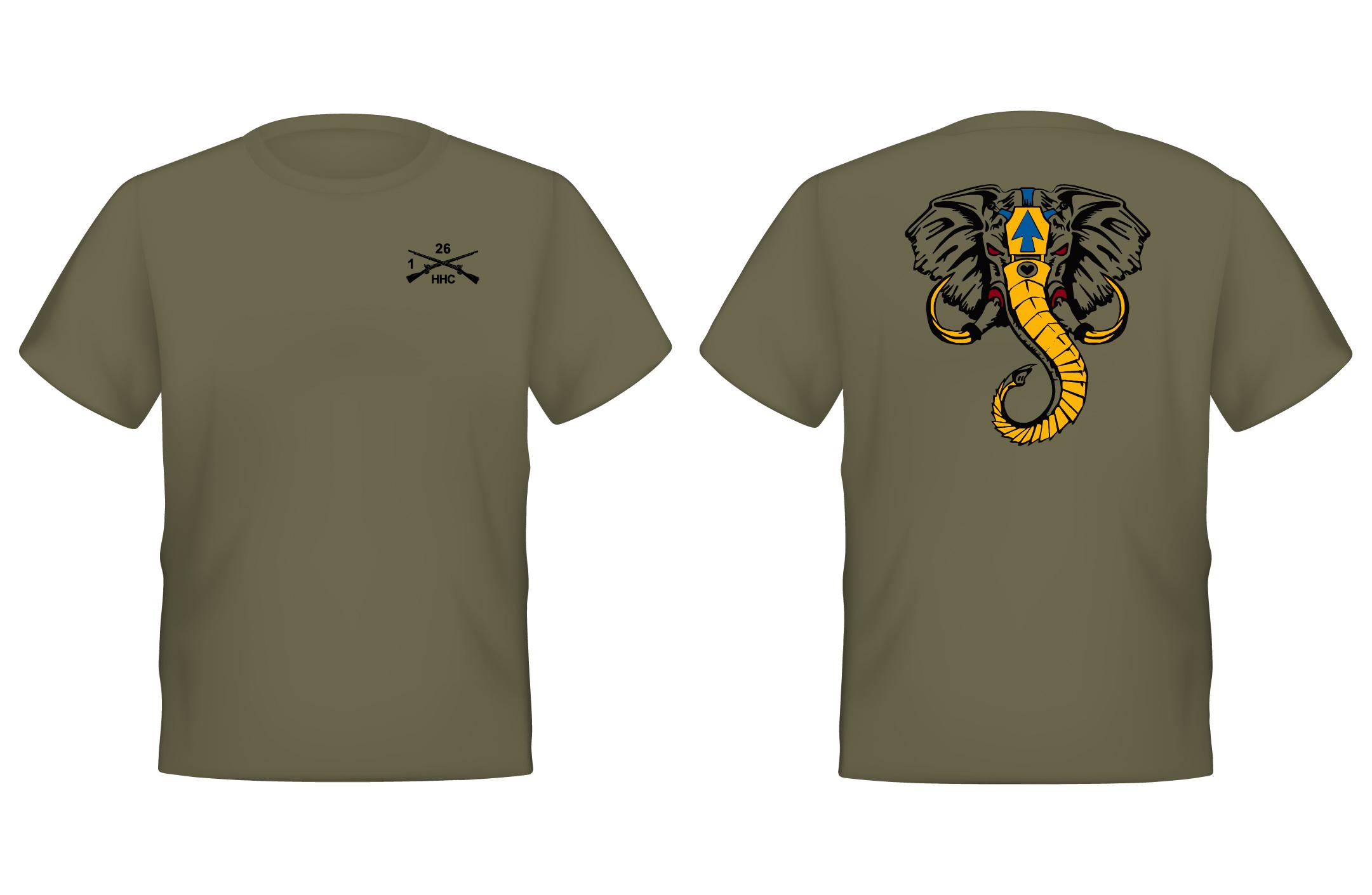HHC 1 26 IN 2 BCT Shirt 2020-06