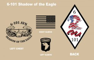 shadow of eagle