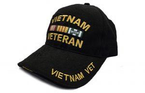 0f5a1b8a2e23b Vietnam Veteran Seal and Ribbon Rack Cap