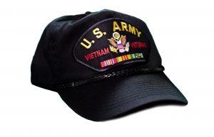 d12906102da51 Vietnam Veteran U.S. Army Cap